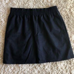 J. Crew Ruffle Top Skirt